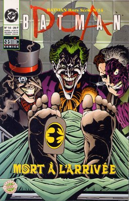 [FS] Batman (Hors S�rie Semic 1�re s�rie) [Int�grale] [637 Mb]