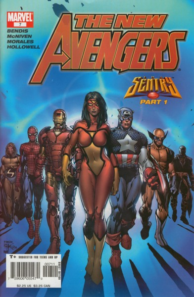 Avis/critiques Comics 7