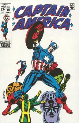 Brubaker et la continuité sur Captain America (Fiches - en cours) 111