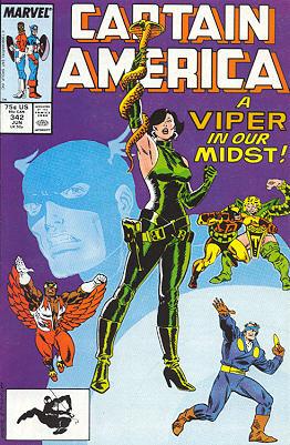 Brubaker et la continuité sur Captain America (Fiches - en cours) 342
