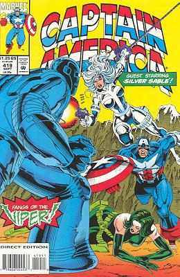 Brubaker et la continuité sur Captain America (Fiches - en cours) 419