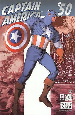 Brubaker et la continuité sur Captain America (Fiches - en cours) 50