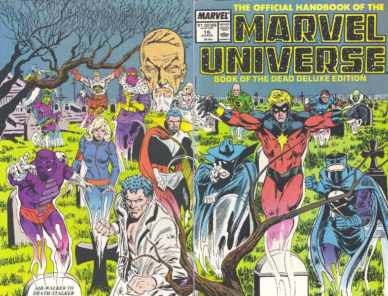 Manuel Officiel de l'Univers Marvel Edition Deluxe 16