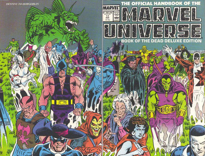 Manuel Officiel de l'Univers Marvel Edition Deluxe 17