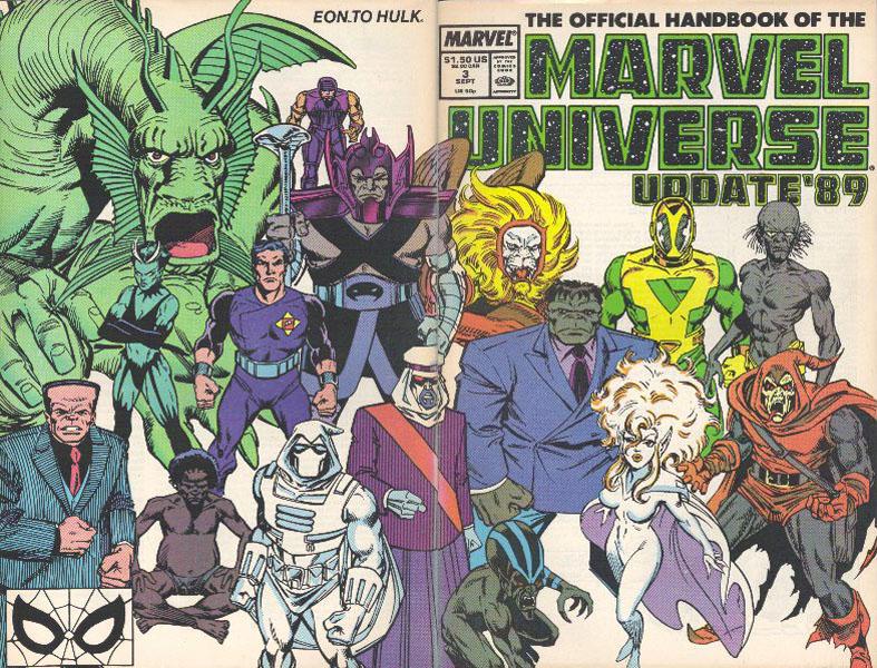 Manuel Officiel de l'Univers Marvel Addition 89 3