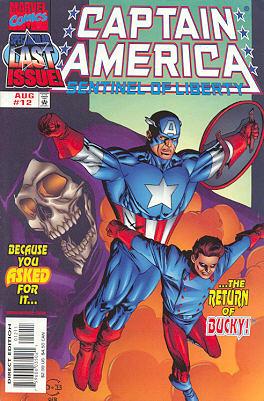 Brubaker et la continuité sur Captain America (Fiches - en cours) 12