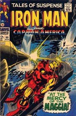 Brubaker et la continuité sur Captain America (Fiches - en cours) 99