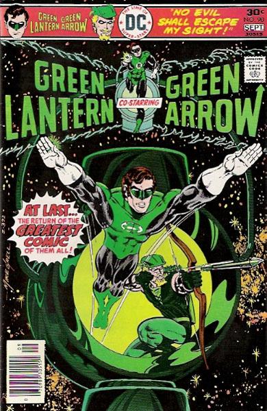 Green Lantern 90